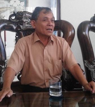 Ông Bên cho rằng đã quá mệt mỏi vì đòi công lý với người đại diện công lý ở địa phương.