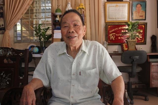Thiếu tướng Nguyễn Hữu Vị cho rằng 8 chữ Bác Hồ dạy đã soi đường cho mình suốt 66 năm theo Đảng