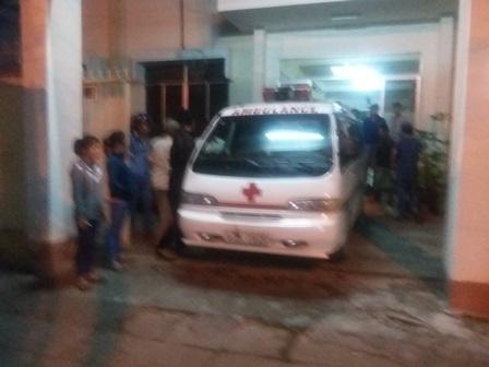 Thanh niên điều khiển xe máy tử vong khi được đưa vào bệnh viện
