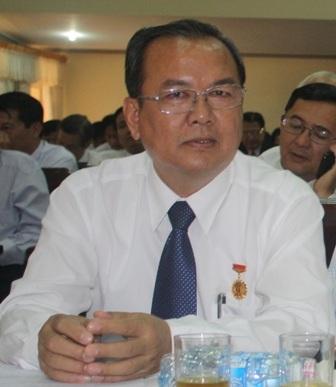 Ông Lê Hùng Dũng - Chủ tịch UBND TP Cần Thơ