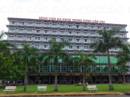 Bệnh viện Đa khoa TƯ Cần Thơ - Nơi bệnh nhân Hậu nhảy lầu