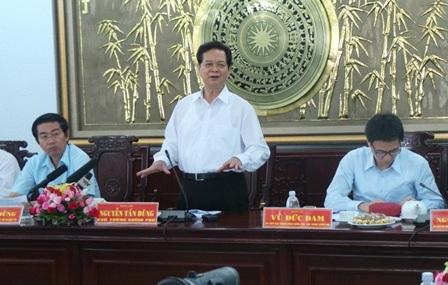Thủ tướng Chính phủ: Bạc Liêu cần đặc biệt quan tâm đến giáo dục đào tạo