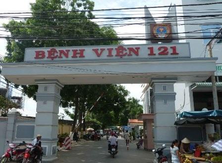 Bệnh viện Quân y 121 Cần Thơ- nơi xảy ra cái chết của anh Sinh