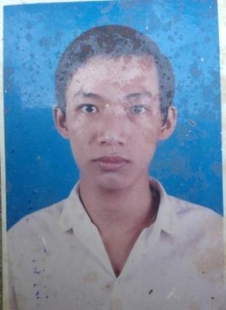 Ông Trần Ngọc Phi Long (Ảnh chụp thời học PTTH)