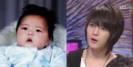 Jaejoong khi còn nh