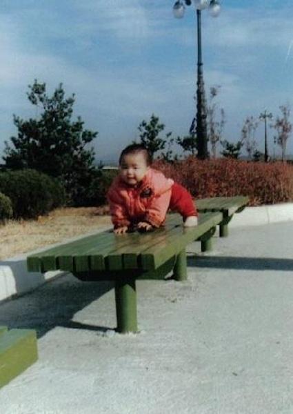 Hồi nhỏ, Jae Joong là một cậu bé r