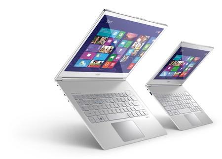 Acer ra mắt loạt máy tính mới tại Việt Nam