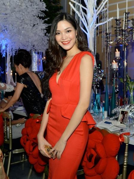 Hoa hậu Thuỳ Dung