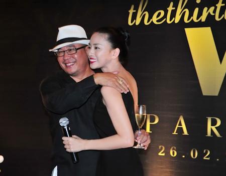 Johnny Trí Nguyễn mừng sinh nhật Ngô Thanh Vân - 15