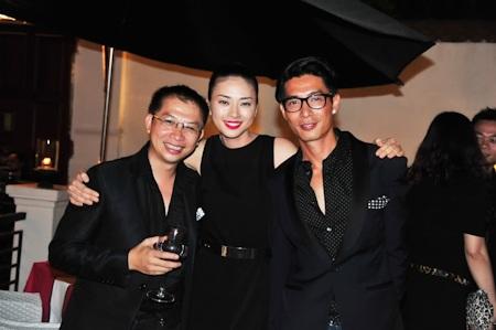 Johnny Trí Nguyễn mừng sinh nhật Ngô Thanh Vân - 12