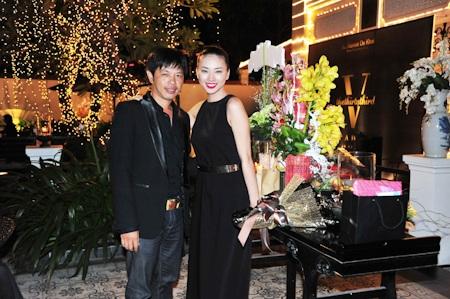 Johnny Trí Nguyễn mừng sinh nhật Ngô Thanh Vân - 13