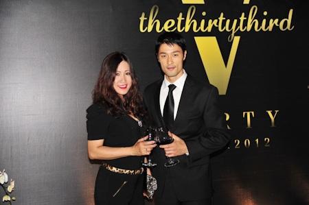 Johnny Trí Nguyễn mừng sinh nhật Ngô Thanh Vân - 8