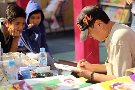 Khai mạc hội chợ sách TPHCM lần 7