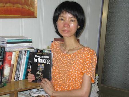 Nhà văn, dịch giả Bích Lan