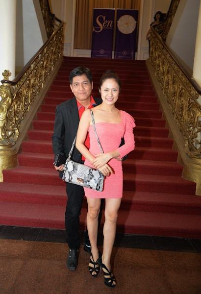 Vợ chồng Đức Thịnh - Thanh Thuý