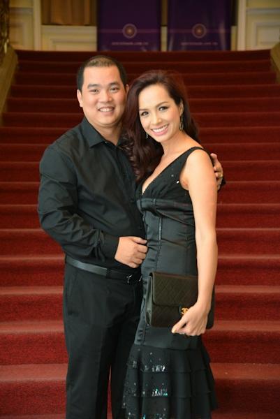 Vợ chồng Minh Khang - Thuý Hạnh