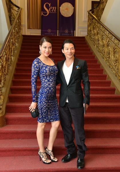 Vợ chồng Trần Bảo Sơn - Trương Ngọc Ánh