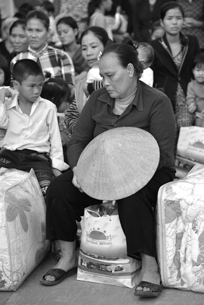 Những món quà ý nghĩa đã đến được tay người dân nghèo
