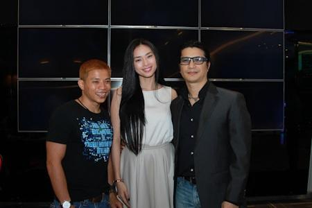 Ngô Thanh Vân và Dustin Nguyễn đã có những cảnh quay rất đẹp và rất cực khổ tại Phan Thiết