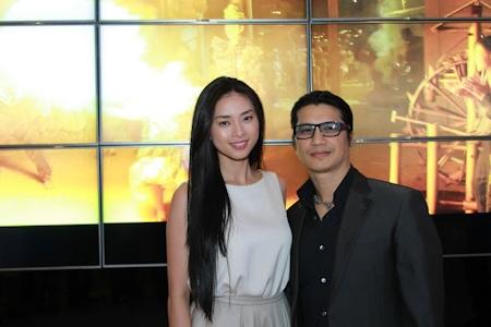 Dustin Nguyễn và các người đẹp trong phim