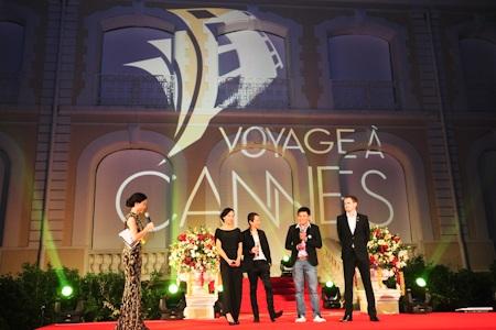 Chúc cho đoàn Việt Nam thành công khi tham dự LHP Cannes năm nay!