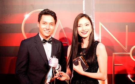 Ngô Thanh Vân cũng đã góp mặt trong chương trình