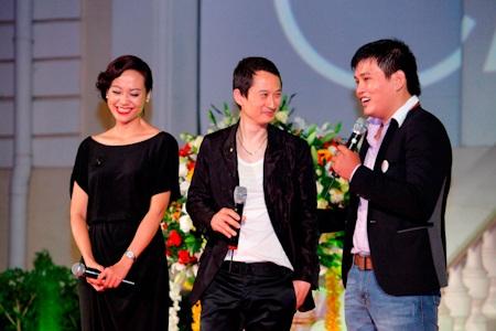 Chương trình còn có sự góp mặt của Đạo diễn nổi tiếng Trần Anh Hùng