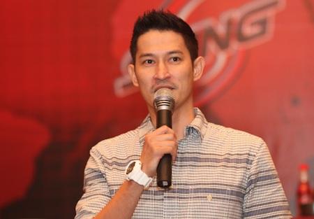 Huy Khánh làm MC của Cuộc đua kỳ thú