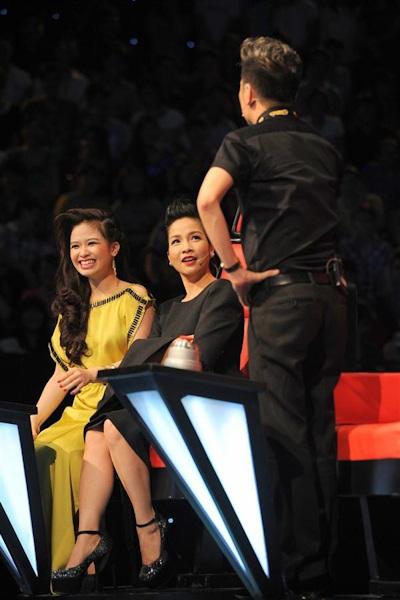 Mỹ Linh mất rất nhiều công sức để có được Hoàng Yến nhưng cô không có sự ưu ái đặc biệt với học trò