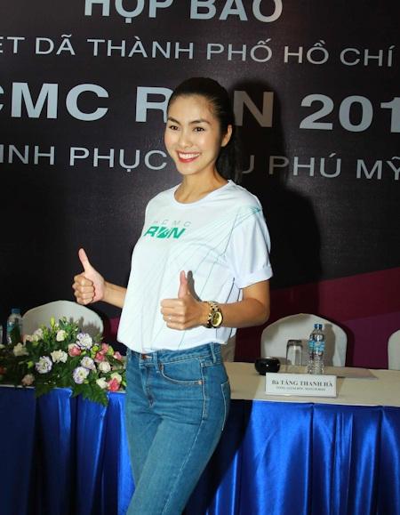 Tăng Thanh Hà làm tổng giám đốc