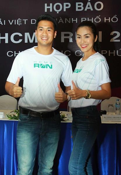 Em chồng của Hà Tăng, Phillip Nguyễn sẽ đảm nhận vai trò Đại sứ của chương trình này.