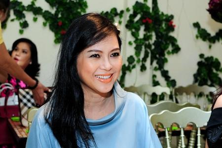 Cựu diễn viên Thuỷ Tiên, mẹ chồng Tăng Thanh Hà