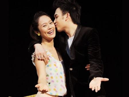 Dương Triệu Vũ và Thanh Thuý đang nỗ lực cho đêm thi thứ 2