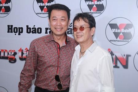 Đức Huy sẽ đảm nhận vai trò Mc trong chương trình của Vân Sơn tại Việt Nam