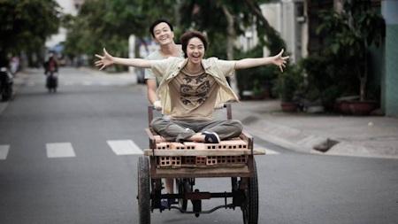 Minh Hằng và Lương Mạnh Hải vẫn là cặp đôi ưng ý của Vũ Ngọc Đãng
