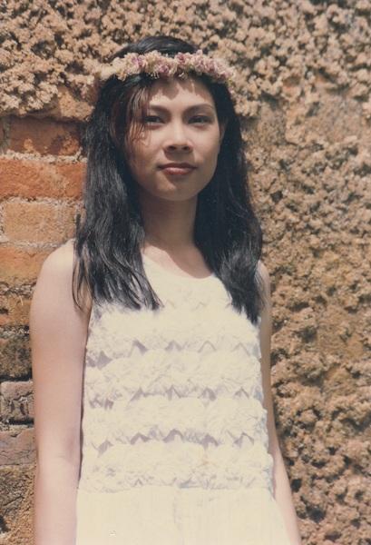 Thiếu nữ Thanh Thảo