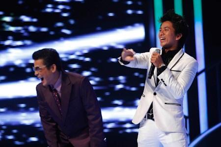 Trước đó, Nguyễn Phương đã nghiễm nhiên lọt vào chung kết sau khi nhận được nhiều bình chọn nhất