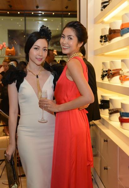 Tăng Thanh Hà và Linh Nga