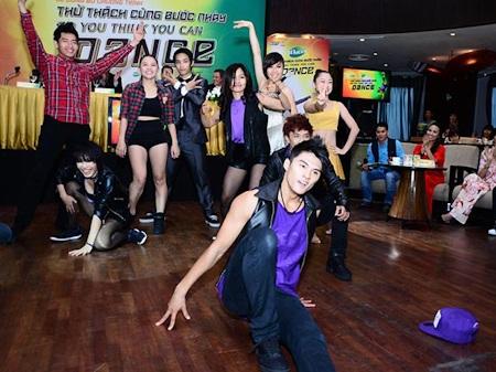 Các thí sinh mùa thứ nhất của Thử thách cùng bước nhảy