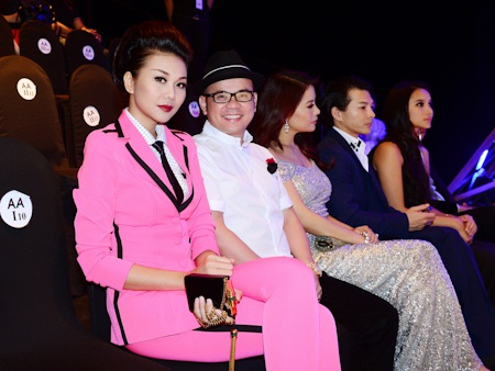 Thanh Hằng và doanh nhân Dương Quốc Nam