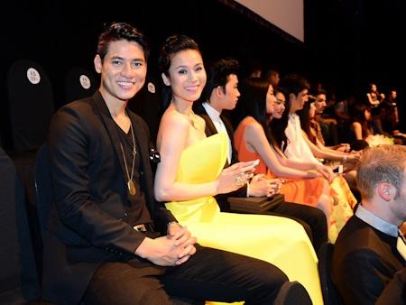 Thái Hà và Lê Khôi Nguyên