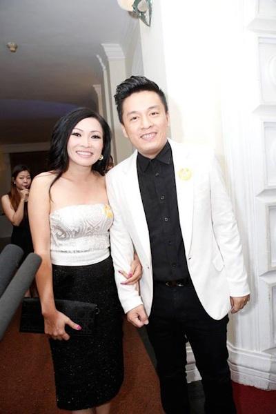Đôi bạn Lam Trường và Phương Thanh