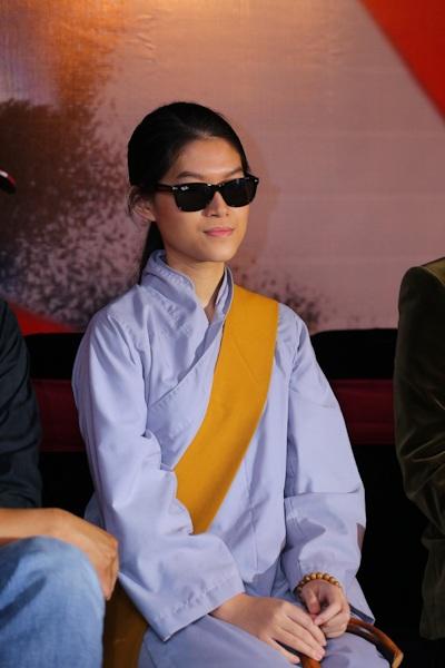 Vai chính, cô gái mù được trao cho diễn viên trẻ Tammy