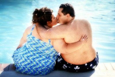 Rắc rối phòng the của người béo