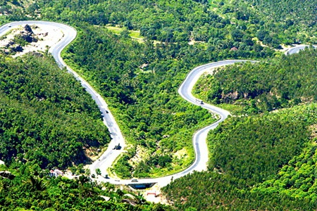 Cung đường từ thành phố Hồ Chí Minh tới Hà Nội, Việt Nam