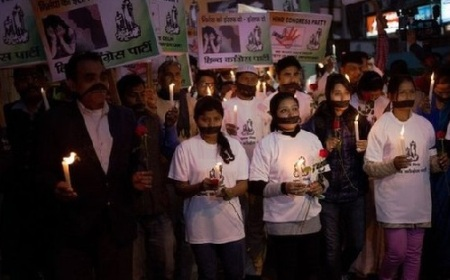 Làn sóng phản đối mạnh mẽ của người dân Ấn Độ sau vụ hãm hiếp du khách tại nước này