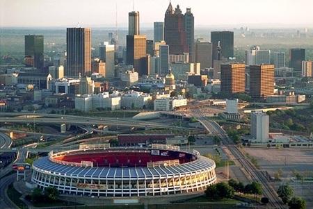 Thành phố Atlanta bang Georgia, Mỹ