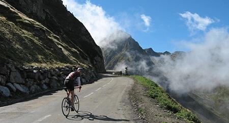 Cung đường Col du Tourmalet, Pháp