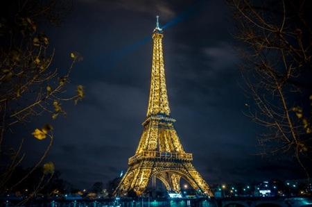 Thủ đô Paris - trái tim nước Pháp