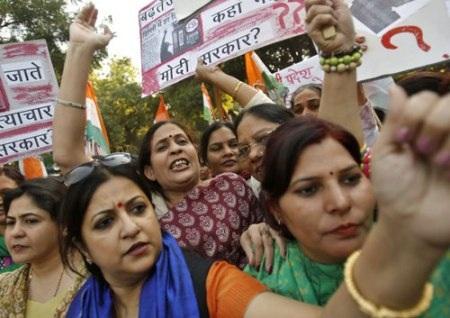 Những vụ tấn công tình dục ở quốc gia này khiến lượng khách tới Ấn Độ đang giảm dần.